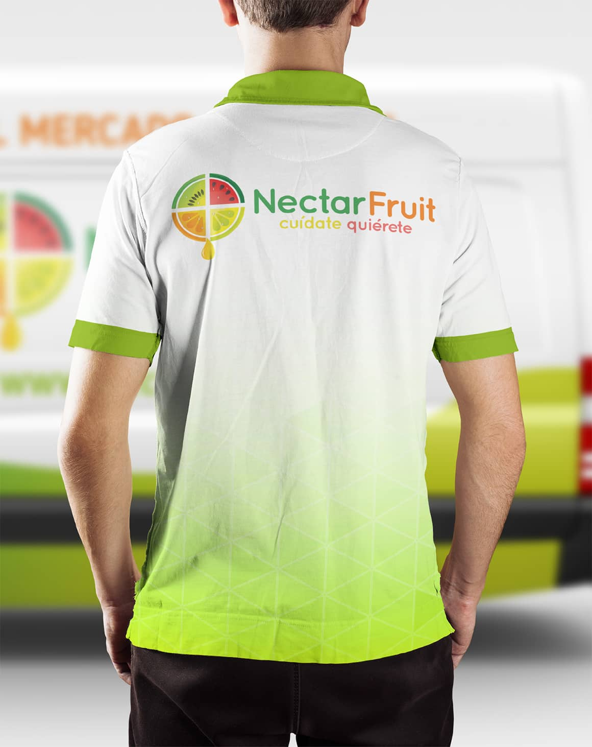 Reparto de fruta y verdura online